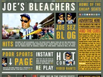 Joe's Bleachers